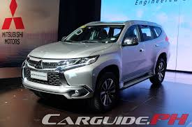 new car releases 2016 philippinesThe Big One Mitsubishi Motors Philippines Launches AllNew