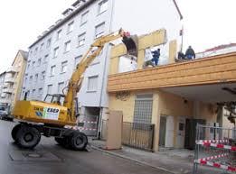 Treppen sollten ohne spielereien sicher angelegt werden: Abbrucharbeiten Eber Gmbh Stuttgart