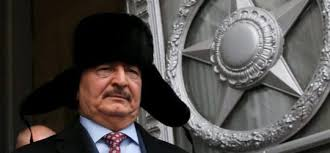 """Résultat de recherche d'images pour """"le général libyen Haftar"""""""