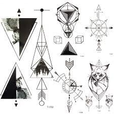 218 руб 10 скидкалетний горячий треугольник геометрический черный горный