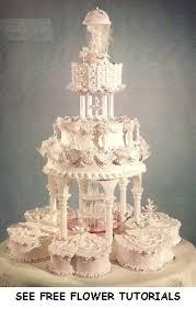 5 Big Elegant Wedding Cakes Photo Huge Wedding Cake Wedding Cakes