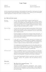 Scientific Resume Template Reluctantfloridian Com
