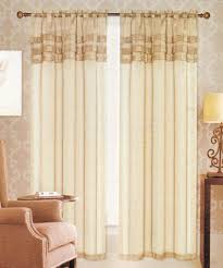creative of curtains with attached valance and sydney sheer striped curtain with attached valance dry
