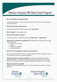 Nurse Practitioner Resume Format New New Grad Nurse Resume Sample
