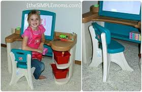 step2 table and chairs portentous step 2 art desk images studio overall image collage deluxe step2
