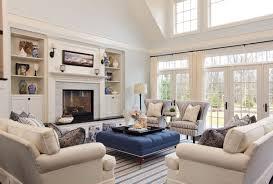 Living Room Beige And Blue Living Room Excellent Home Design