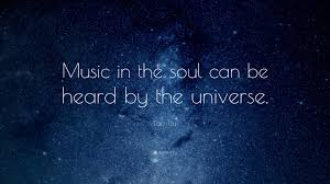 background images with music quotes. Music Quotes In The Soul Can Be Heard By With Background Images