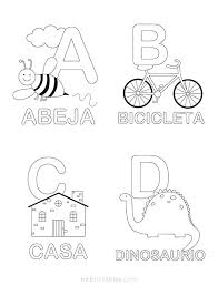 Free Printable Alphabet Coloring Pages Alphabet Pages To Color Free