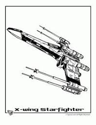Small Picture Star Wars Coloring Pages X Wing Fighter Star Wars Pinterest