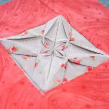 116 best Fabric Manipulation and Origami images on Pinterest ... & Block 24: Fabric origami – Textured quilt sampler Adamdwight.com