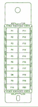 daewoo lanos fuse box wiring diagrams