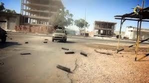 ليبيا - اشتباكات بين فصائل مسلحة في شوارع العاصمة