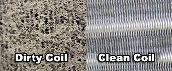 ac coil cleaner. cleaning ac coil cleaner