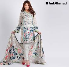Gul Ahmed Design 2017 Gul Ahmed Winter Collection 2017 Style Gaps
