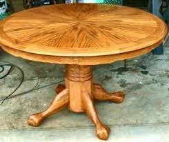 dining room tables with leaves the beauty of round dining room table with leaf leaves home