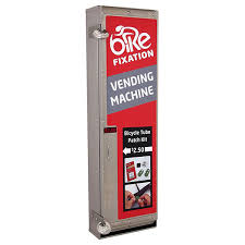 Mini Vending Machines Beauteous Mini Wall Mounted Vending Machine Bike Fixation