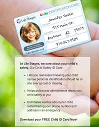 Card Safety Free A Download Stages Life Child From