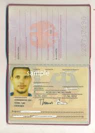 Card Maker Id Fake Germany Passport - Virtual