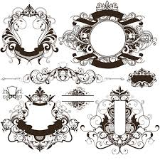 800x800 16 classic vector frame images