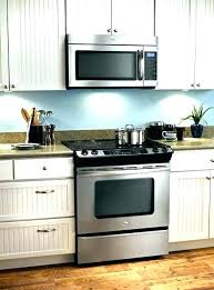 above oven microwave. Over The Stove Microwave Microwaves Above Oven Outside In Within Rv S