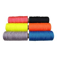Amazon.com: <b>Braided Polyester</b> Mason Line - DIY <b>String</b>