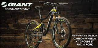 2017 giant trance advanced 1 bike mag review