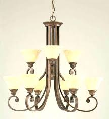 chandelier replacement shades glass for pendant lights medium size55