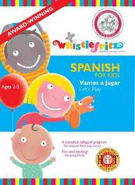 Spanish For Kids Vamos A Jugar B0014wj4nm Amazon Price