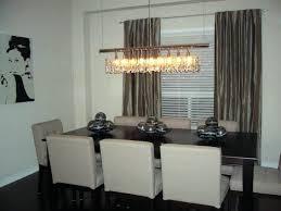chandelier rectangular dining table room lighting ideas fixture elegant crystal popular amazing unique r for chandeliers