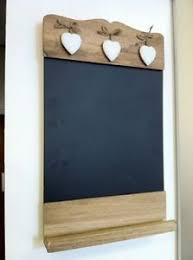 Chalk Memo Boards Red Homely Heart Kitchen Chalkboard Memo Board Blackboard Chic 2