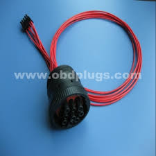 heavy vehicle diagnostic cable aotai industry co aot 2019 custom harness 9pin j1939