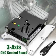senarai harga diy 3 axis cnc machine parts laser engraver grbl control board 3pc stepper motor terbaru di malaysia