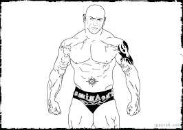 Wwe Coloring Pages Printable Kjnoonscom Best Of Images Fabulous