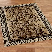 home design confidential safari rugs collage animal print border area from safari rugs