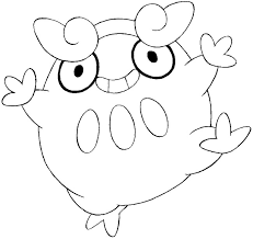 Small Picture Coloring Pages Pokemon Darumaka Drawings Pokemon