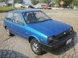 1988 Chevrolet Sprint - Information and photos - MOMENTcar