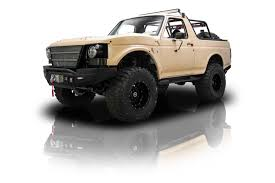 full size bronco rk motors charlotte spearheads restoration of classic ford bronco in