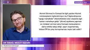 Mehmet Ali Şengül: 50 yıllık Hizmet hayatı nasıl başladı? - YouTube