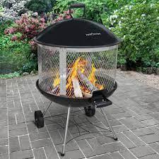 Landmann Heatwave Cast Iron Wood Burning Fire Pit Reviews Wayfair Ca