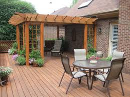 ... Elegant Deck Plants At Deck Decorating Ideas With Plants Powder Room  Home Bar ...