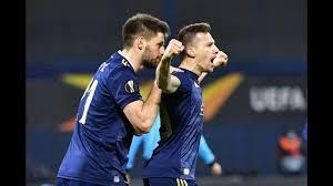Mislav Oršić Hattrick Goal Vs Tottenham - YouTube