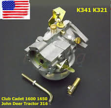 kohler hp engine carburetor new carburetor for kohler k321 k341 cast iron 14hp 16hp engine carb us seller