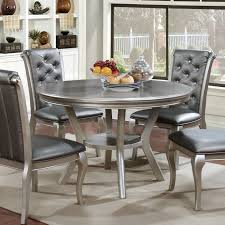 Furniture Stunning Round Dining Room Sets For Modern Dining Room