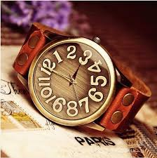 17 best images about vintage leather watch men s men s handmade antique leather wrist watch brass mirror watches wat0022