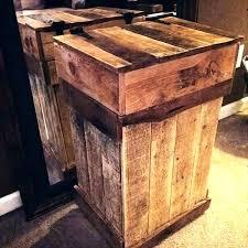 diy trash can holder trash can cabinet outdoor wooden garbage can storage outdoor wood trash can storage wooden trash can trash can