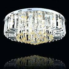 chandeliers flush mount chandelier crystal crystal flush mount chandelier lamps good looking crystal flush mount