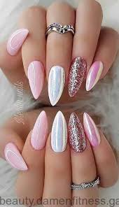 44 Stylish Manicure Ideas For 2019 Manicure How To Do It Yourself
