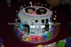Birthday Cake Recipes Coolest Homemade 21st Birthday Cakes