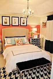 Best 25+ Young woman bedroom ideas on Pinterest | Purple office, White  fluffy rug and Salmon bedroom