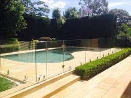 3 glass pool fence newcastle